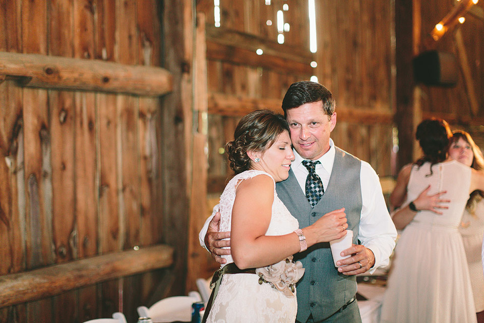 Rustic Wisconsin Barn Wedding