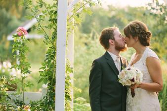 Rustic Wisconsin Barn Wedding