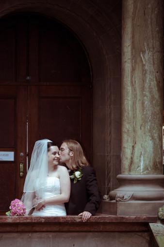 Dublin Ireland Wedding Photo