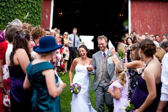 Munson Bridge Winery Wedding Photos
