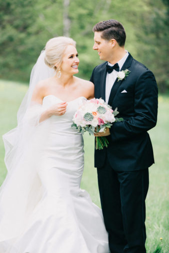 Classic Film Style Wedding Photos Wisconsin James Stokes Photography