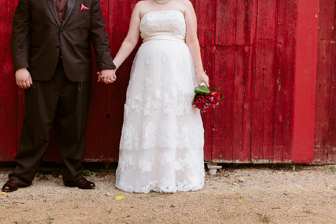 Willow Pond Wedding Photos