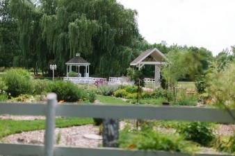 Willow Pond Wedding Photos