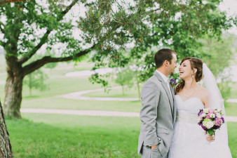 The Veranda Wisconsin Country Club Wedding