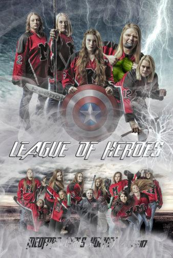 Girls-Hockey-Poster