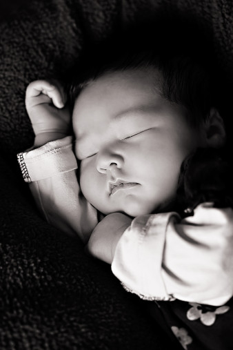 Central Wisconsin Newborn Photographer