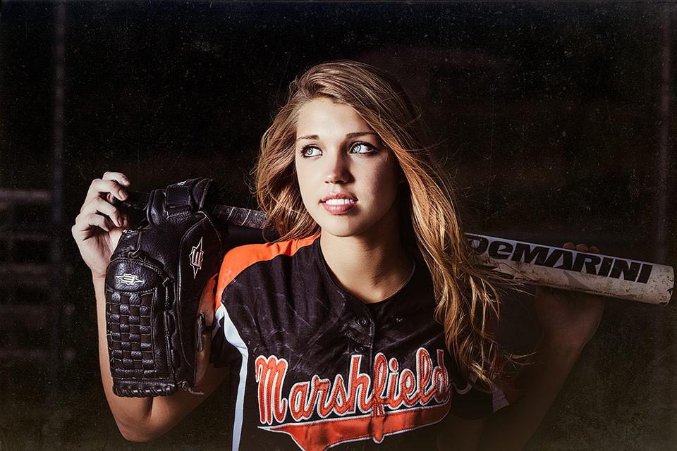 Marshfield Senior Tigers Softball