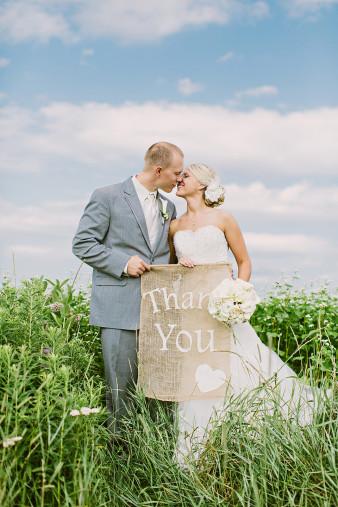 Wedding Thank You ideas