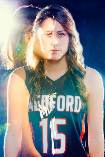 Girls Basketball Poster Ideas Photo Medford Wisconsin James Stokes Central WI Photographer