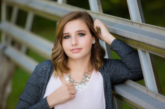Rustic Outdoor Senior Photographs