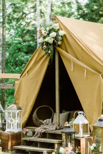 009-Northern-Wisconsin-Camp-Wedding-in-Tent-Elopment-photos
