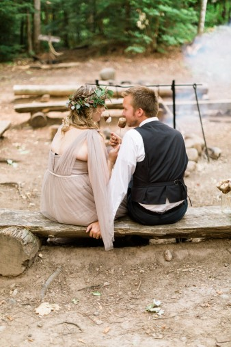 111-camp-fire-smoores-wedding-inspiration-photos