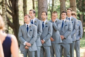 25-Back-Yard-Cabin-Wedding-Ceremony-Northern-WI-James-Stokes-Photography