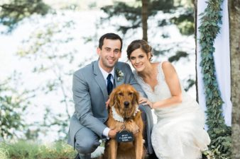 30-Back-Yard-Cabin-Wedding-Ceremony-Northern-WI-James-Stokes-Photography