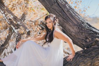 27-Utah-Western-Bride-Antler-Photos