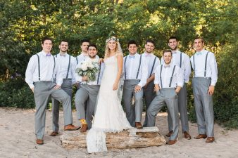 074-Milwaukee-Lake-Michigan-Lakeside-Wedding-Photos-on-Beach-James-Stokes-Photography