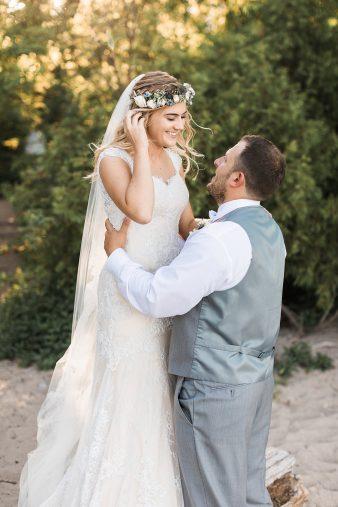 079-Milwaukee-Lake-Michigan-Lakeside-Wedding-Photos-on-Beach-James-Stokes-Photography