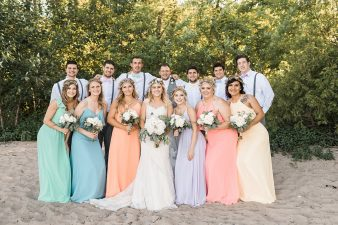 081-Milwaukee-Lake-Michigan-Lakeside-Wedding-Photos-on-Beach-James-Stokes-Photography