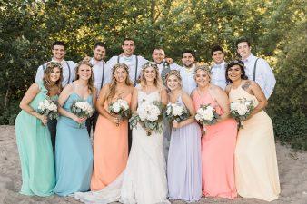 083-Milwaukee-Lake-Michigan-Lakeside-Wedding-Photos-on-Beach-James-Stokes-Photography