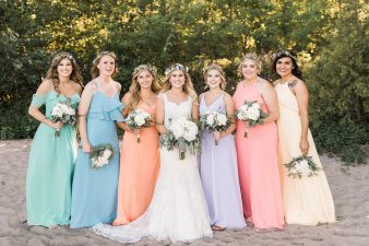 088-Milwaukee-Lake-Michigan-Lakeside-Wedding-Photos-on-Beach-James-Stokes-Photography