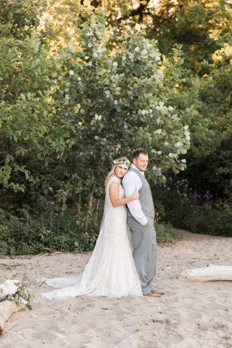 111-Milwaukee-Lake-Michigan-Lakeside-Wedding-Photos-on-Beach-James-Stokes-Photography
