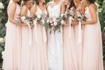 053-Tansy-Hill-Farms-Wedding-Wausau-Wisconsin-James-Stokes-Photography-blush-nude-ribbon-bouquets-August-Wedding-Ideas-Photos