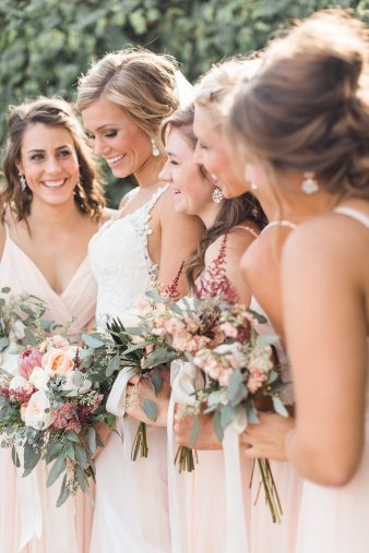 054-Tansy-Hill-Farms-Wedding-Wausau-Wisconsin-James-Stokes-Photography-blush-nude-ribbon-bouquets-August-Wedding-Ideas-Photos