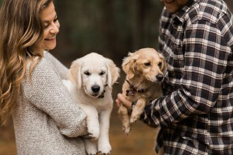 05-Wisconsin-Dells-Engagement-Photos-with-Dogs-James-Stokes-Photography