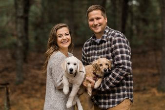06-Wisconsin-Dells-Engagement-Photos-with-Dogs-James-Stokes-Photography